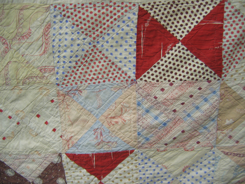 the patchwork dress: February 2009 : antique patchwork quilts - Adamdwight.com